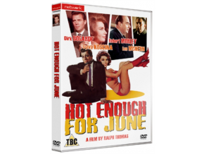 Hot Enough For June (DVD)