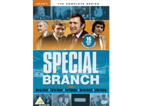 Special Branch - Series 1-4 - Complete (DVD)