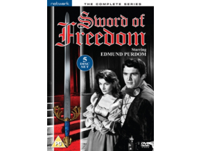Sword Of Freedom  The Complete Series (DVD)