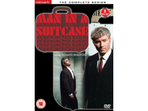 Man In A Suitcase - Complete (DVD)