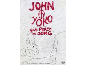 John Lennon - Give Peace A Song (DVD)