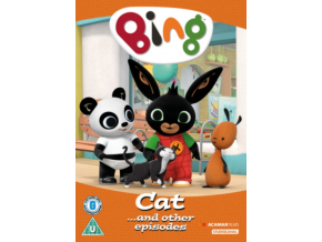 Bing: Cat... And Other Episodes (DVD)