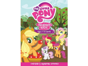 My Little Pony: Call Of The Cutie (DVD)