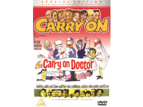 Carry On Doctor (Special Edition) (DVD)