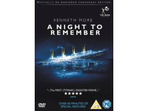 A Night to Remember (Digitally Re-mastered) (DVD)