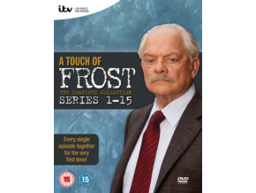 A Touch of Frost - Series 1-15 Complete (DVD)