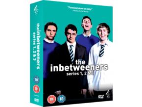 The Inbetweeners - Series 1 - 3 - Complete (DVD)