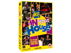 WWE - The Best Of In Your House (DVD)