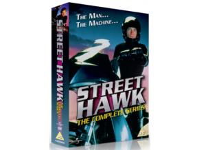 Street Hawk - The Complete Series (DVD)