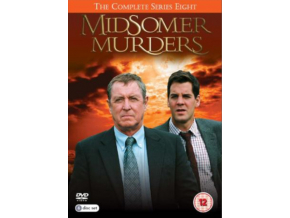 Midsomer Murders: The Complete Series Eight (DVD)