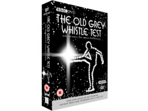 The Old Grey Whistle Test - Vols. 1 To 3 (Four Discs) (DVD)
