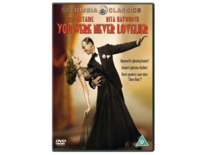 You Were Never Lovelier (1942) (DVD)