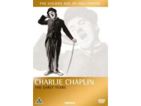 Charlie Chaplin - The Early Years (DVD)