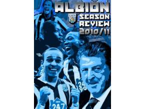 West Bromich Albion - Season Review 2010/2011 (DVD)