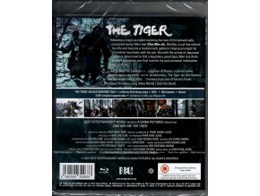 The Tiger: An Old Hunter's Tale (Blu-ray)