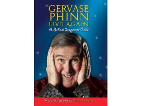 Gervase Phinn - Live Again The School Inspector Calls (DVD)