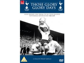 Those Glory Glory Days (Tottenham Hotspur) (DVD)