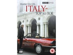 Francescos Italy - Top To Toe (DVD)