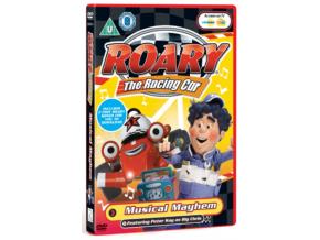Roary The Racing Car - Musical Mayhem (DVD)
