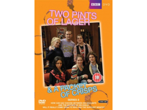 Two Pints Of Lager And A Packet Of Crisps - Series 8 (DVD)