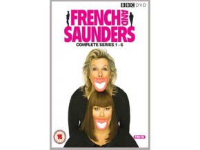 French And Saunders - Series 1-6 (DVD)