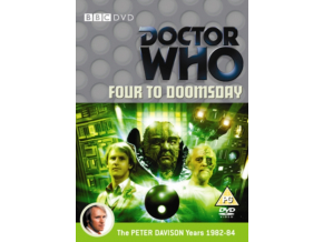 Doctor Who: Four to Doomsday (1981) (DVD)