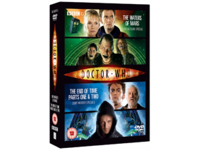 Doctor Who - The Waters Of Mars / The End of Time: Parts 1 and 2 (DVD)