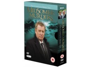 Midsomer Murders: The Complete Series Ten (DVD)