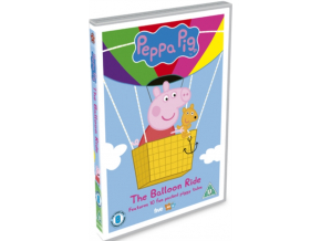 Peppa Pig - The Balloon Ride (DVD)