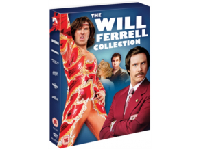 The Will Ferrell Collection (DVD)