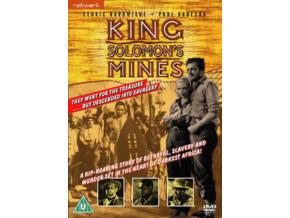 King Solomons Mines (DVD)