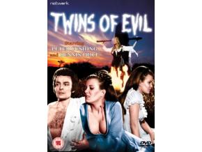 Twins Of Evil (DVD)