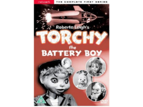 Torchy The Battery Boy - Series 1 (DVD)