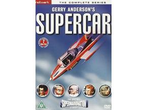 Supercar - The Entire Series (DVD)