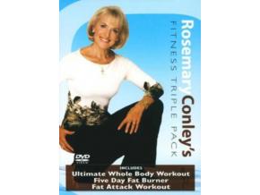 Rosemary Conley - Fitness Triple Pack (DVD)