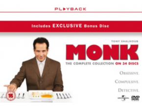 Monk - Season 1-8 Complete (DVD)
