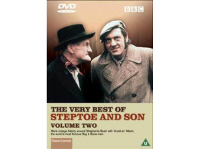 Steptoe And Son - The Very Best Of Steptoe And Son - Vol. 2 (DVD)