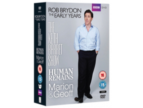 Rob Brydon: The Early Years (Marion And Geoff  Keith Barret Show  and Human Remains) (DVD)