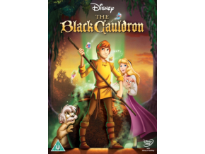 The Black Cauldron (1985) (DVD)