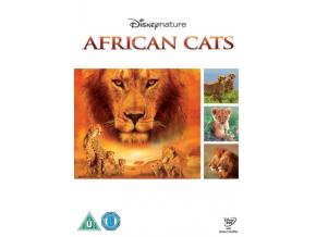 African Cats (DVD)
