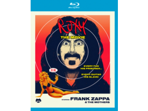 Frank Zappa: Roxy - The Movie [Blu-ray] (Blu-ray)