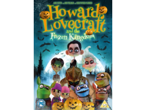 Howard Lovecraft And The Frozen Kingdom [DVD]