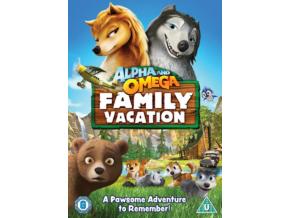 Alpha & Omega - Family Vacation (DVD)