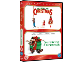 All I Want For Christmas / Surviving Christmas (DVD)