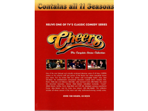 Cheers - The Complete Seasons Box Set (DVD)