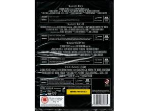 Karate Kid / The Karate Kid Part 2 / The Karate Kid Part 3 (DVD)