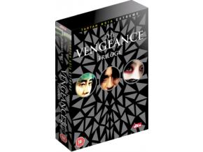 The Vengeance Trilogy /Sympathy for Mr. Vengeance/Oldboy/Lady Vengeance [Box Set] (DVD)