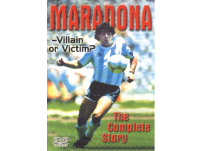 Maradona - Villain Or Victim (DVD)