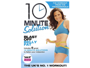 10 Minute Solution - Blast Off Belly Fat (DVD)