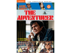 The Adventurer - The Complete Series (Four Discs) (DVD)